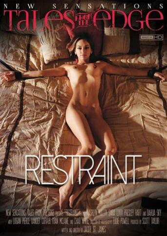 Restraint from New Sensations front cover