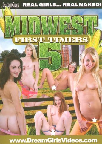 Midwest First Timers 5 from DreamGirls front cover