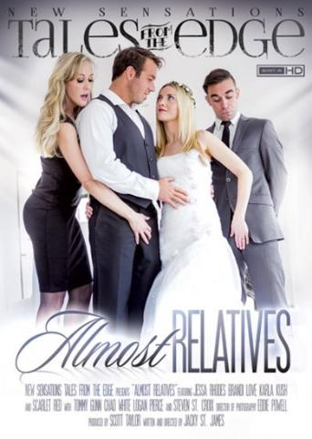 Almost Relatives from New Sensations front cover