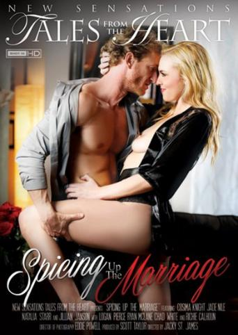Spicing Up The Marriage from New Sensations front cover