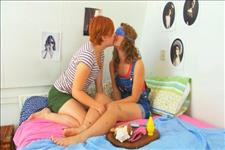Girls Lust After Girls Scene 1