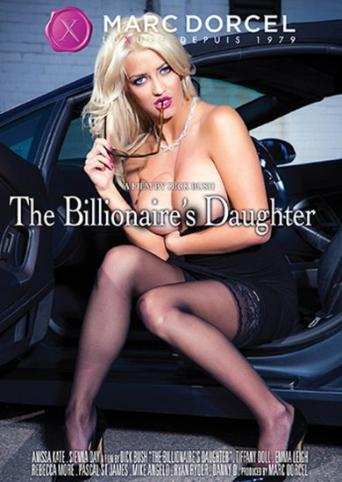 The Billionaire's Daughter from Marc Dorcel front cover