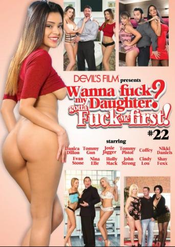 Wanna Fuck My Daughter Gotta Fuck Me First 22 from Devil's Film front cover