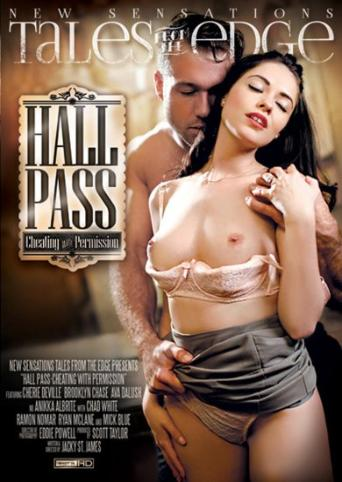 Hall Pass Cheating With Permission from New Sensations front cover