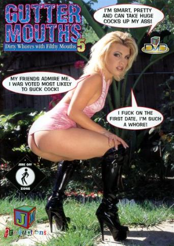 Gutter Mouths 5 from JM Productions front cover