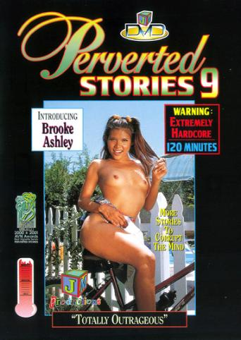 Perverted Stories 9 from JM Productions front cover