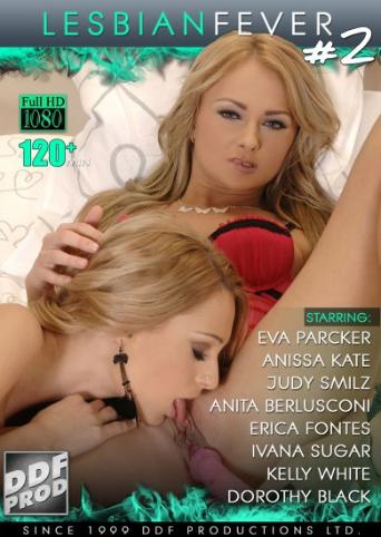 Lesbian Fever 2 from DDF front cover
