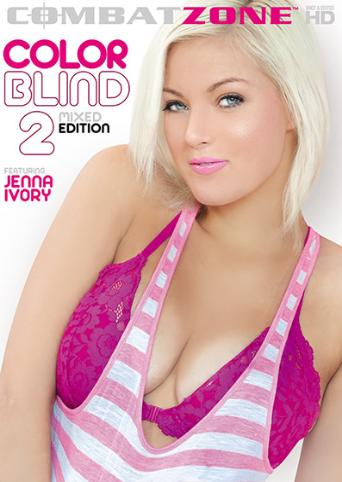 Color Blind 2 from Combat Zone front cover