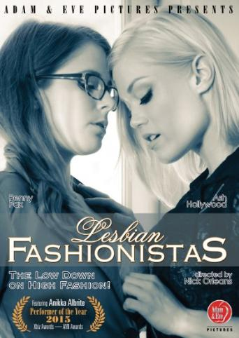 Lesbian Fashionistas from Adam & Eve front cover