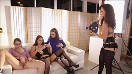 Lesbian Fashionistas Scene 3