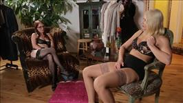 Lesbian Fashionistas Scene 4