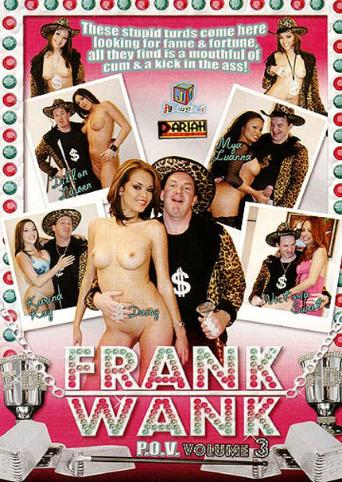 Frank Wank POV Volume 3 from JM Productions front cover