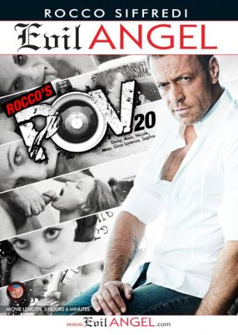 Rocco's POV 20 from Evil Angel: Rocco Siffredi front cover