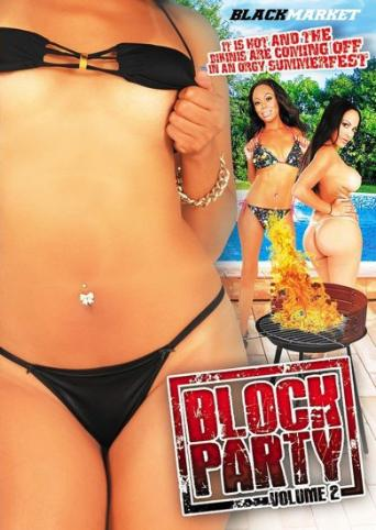 Block Party 2 from Black Market front cover