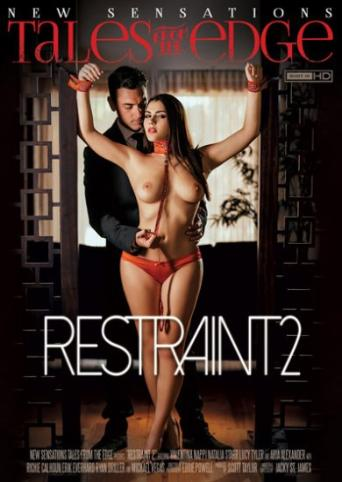 Restraint 2 from New Sensations front cover
