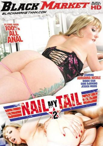 Nail My Tail 2 from Black Market front cover