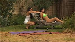 Sweet Lesbian Seduction Scene 2
