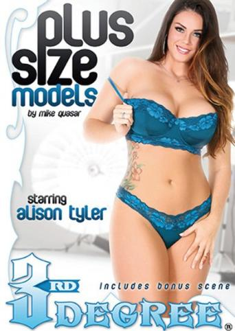 Plus Size Models from 3rd Degree front cover