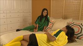Finger Lickin' Girlfriends 3 Soccer Lesbians Scene 2