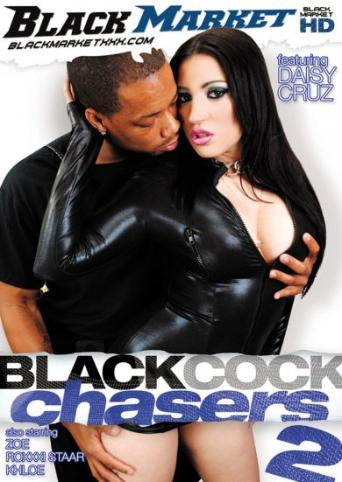 Black Cock Chasers 2 from Black Market front cover