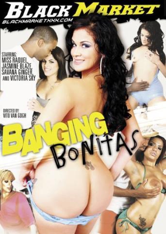 Banging Bonitas from Black Market front cover