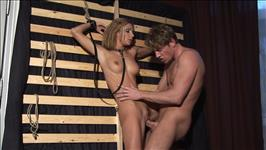 Tied Up And Desperate