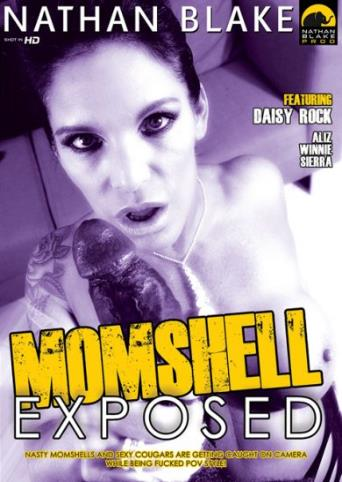 Momshell Exposed from Nathan Blake front cover
