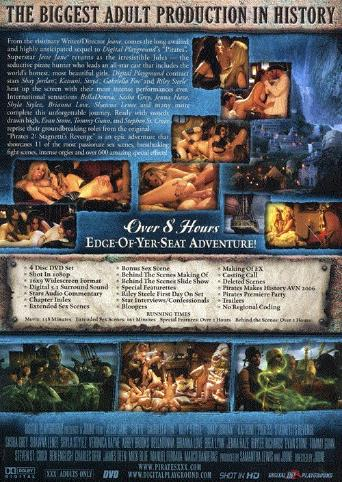 Pirates 2 from Digital Playground back cover