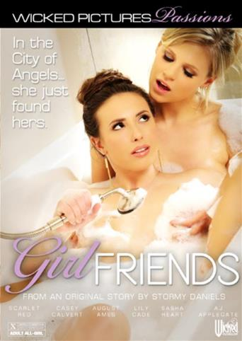 Girlfriends from Wicked front cover