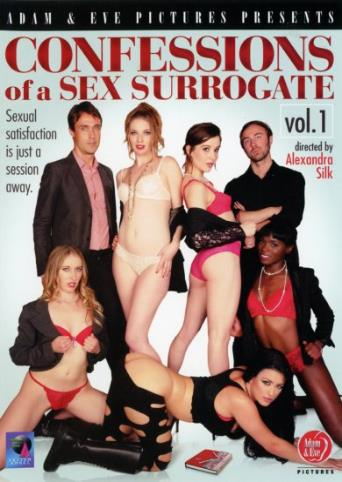 Confessions Of A Sex Surrogate from Adam & Eve front cover