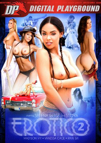Erotico 2 from Digital Playground front cover