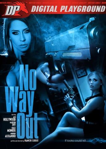 No Way Out from Digital Playground front cover