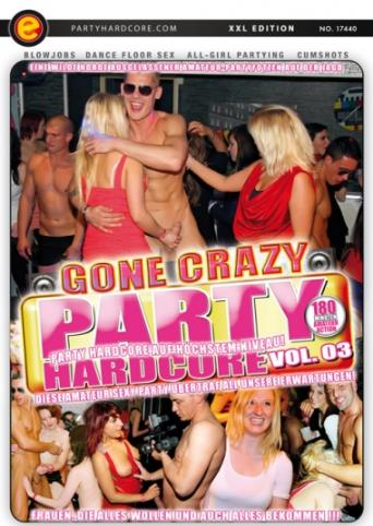 Party Hardcore Gone Crazy 3 from Party Hardcore front cover