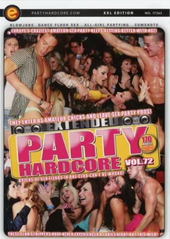 Party Hardcore 72 from Party Hardcore front cover
