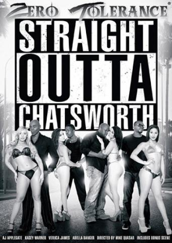 Straight Outta Chatsworth from 3rd Degree front cover
