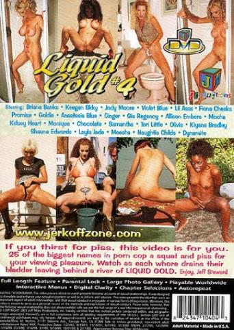 Liquid Gold 4 from JM Productions back cover
