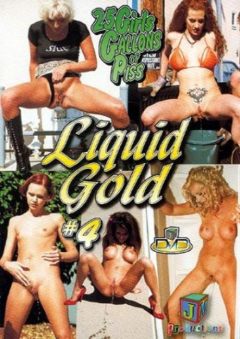 Liquid Gold 4 from JM Productions front cover