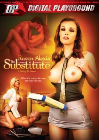 Raven Alexis The Substitute from Digital Playground front cover