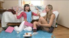Teenage Lesbian Lovers Scene 4