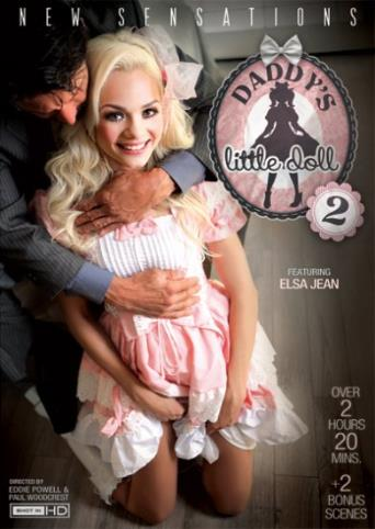Daddy's Little Doll 2 from New Sensations front cover