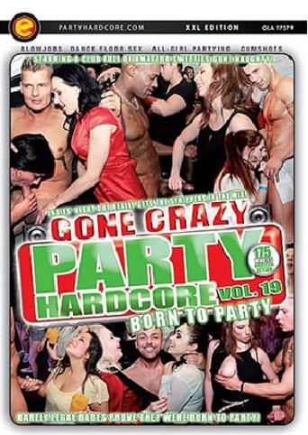 Party Hardcore Gone Crazy 19 from Party Hardcore front cover