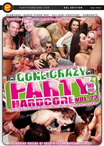 Party Hardcore Gone Crazy 23 from Party Hardcore front cover