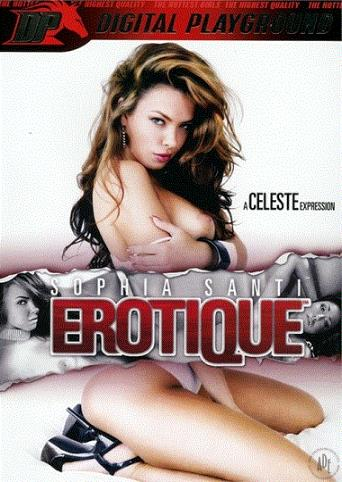 Sophia Santi Erotique from Digital Playground front cover