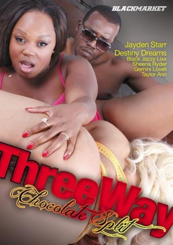 Three-Way Chocolate Split from Black Market front cover