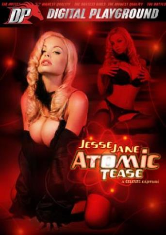 Jesse Jane Atomic Tease from Digital Playground front cover