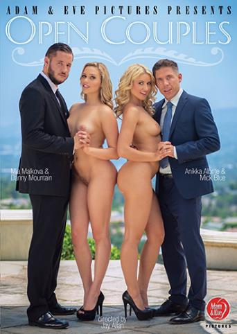 Open Couples from Adam & Eve front cover