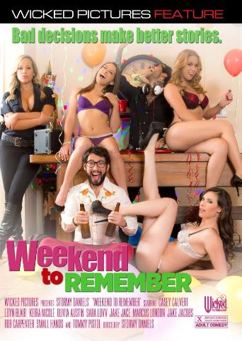 Weekend To Remember from Wicked front cover