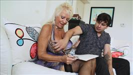 Horny Grannies Love To Fuck 9 Scene 3
