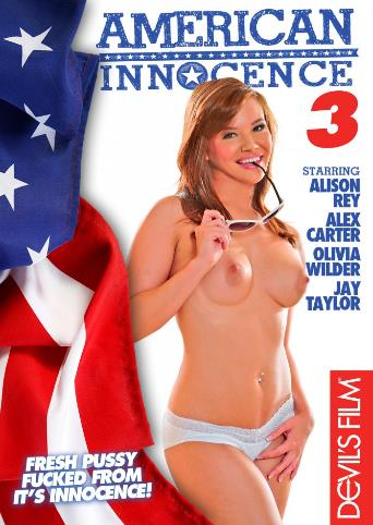 American Innocence 3 from Devil's Film front cover