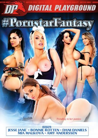 Pornstar Fantasy from Digital Playground front cover